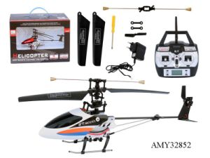 R/C 4CH Metal Helicopter (AMY32852)