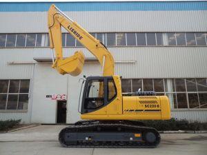 Crawler Excavator Lishide Sc210.8