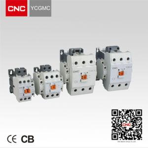 CNC AC Contactor 660V Electrical Contactor Ycgmc 95A Magnetic Contactor AC Contactor (YCGMC) pictures & photos