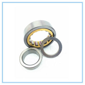Single Row Brass Cage Cylindrical Roller Bearing (NUP2310EM) pictures & photos