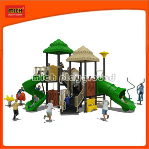 Kids Outdoor Plastic Playground Equipment for Amusement pictures & photos