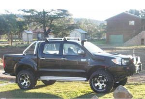 Car Snorkel for Toyota Hilux 25 Series pictures & photos