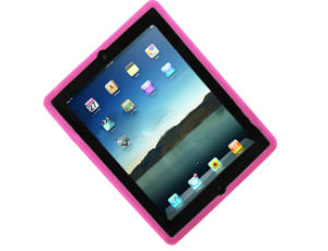 Silicone Case Back Cover Flexible Soft Skin for New iPad3 Tablet PC Protector