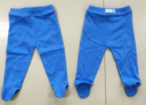 High Quality Soft Cotton Plain Wholesale Baby Romper Set pictures & photos