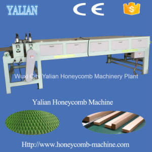 Complete and Standard Honeycomb Core Plant Machine with China Supplier