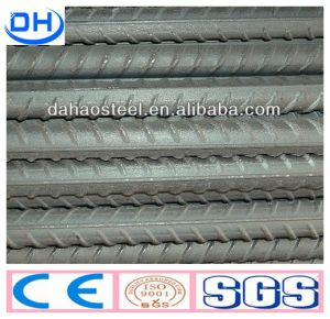 Reinforcing Steel Rebar for Reinforced Concrete Structure pictures & photos