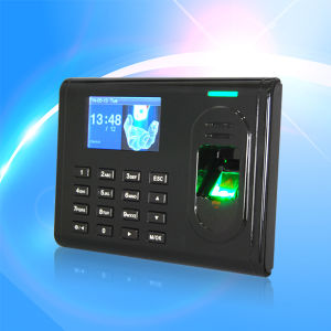 Fingerprint Time Attendance, Fingerprint+RFID Smart Card+Password pictures & photos