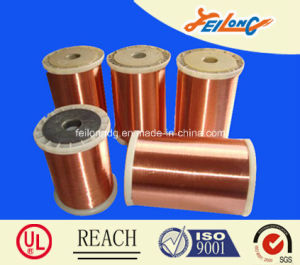 Class 155 180 Production Enameled Polyurethane Copper Winding Wire pictures & photos