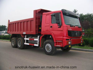 HOWO Military 6X6 Cargo Truck pictures & photos