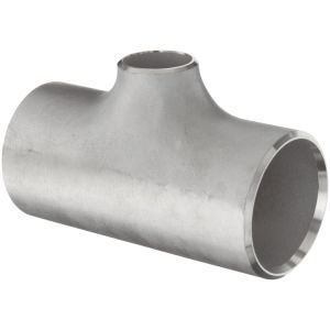 Stainless Steel Reducing Tee Pipe Fittings pictures & photos