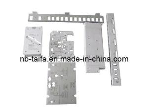 Sheet Metal Aluminium Mounting Parts