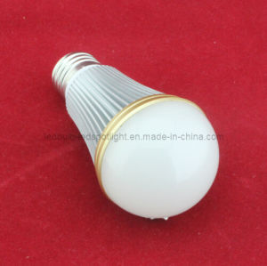 CE Audited E27 9W A60 LED Light Bulb with 85-265V pictures & photos
