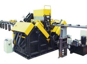 High-Speed CNC Angle Bar Drilling Machine Adm2532