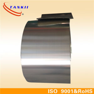 E11A permalloy strip Soft Magnetic Alloy sheet FeNi50 pictures & photos