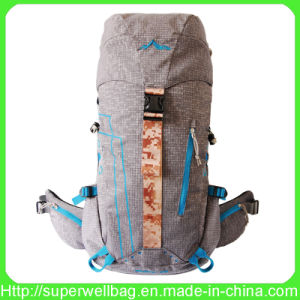 Outdoor Professional Polyester High Capacity Backpack for Camping/ Travel (SW-0752) pictures & photos