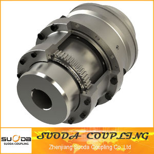 Professional Coupling Manufacturer Suoda Gcb Type Giicl Gear Coupling pictures & photos
