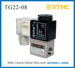 Solenoid Valve (2 Positions/2 ports) pictures & photos