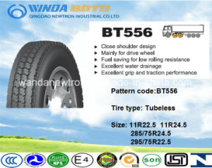 TBR Tire, Truck&Bus Tire, Radial Tire Bt556 285/75r24.5 pictures & photos