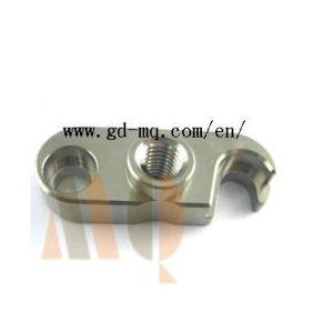 CNC Titanium Machining Parts (MQ2140) pictures & photos
