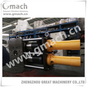 Double Piston Continuous Screen Changer on Plastic Extruder pictures & photos