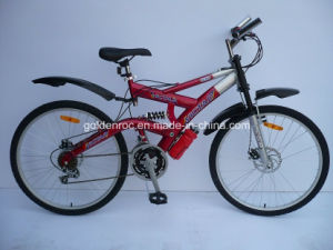 "26"" Steel Frame Mountain Bicycle (26003) pictures & photos"