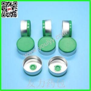 20mm Green Color Aluminum Caps pictures & photos