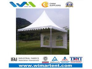 Luxury Aluminum Arabian High Peak Pagoda Tent with Clear Span pictures & photos