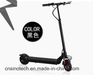 New Foldable Lithium Battery Electric Scooter/Electric Motorcycle with CE