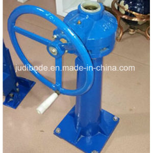 Square Penstock-Water Sluice Gate Valve-Slurry Valve pictures & photos