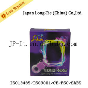 Vibrating Ring and Condom in Box pictures & photos