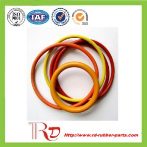 Auto Seal Parts Colored Molding Rubber O - Ring pictures & photos