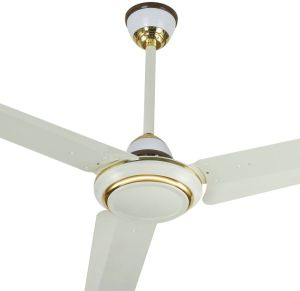 DC 12V Input Solar Ceiling Fan for Middle East Market pictures & photos