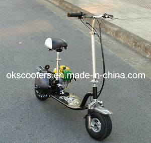 4 Stroke Gas Scooter (YC-9003) pictures & photos