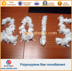 Polypropylene Staple Monofilament Fiber pictures & photos