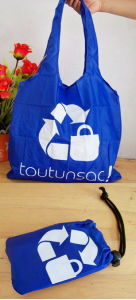 Nylon Folding Shopping Bag