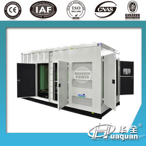 Low Noise Diesel Generator with Yuchai Head Engine