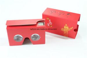 Full Color Printing Google Cardboard 2 Headset 3D Glasses