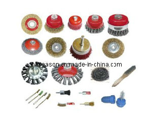 Circular Brushes-Crimped Wire
