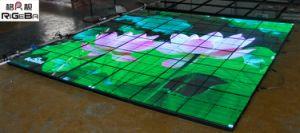 IP65 Waterproof Outdoor Display Video Interactive Stage Light LED Dance Floor pictures & photos
