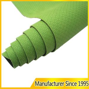 Wholesale Custom Anti-Slip Eco TPE Yoga Mat