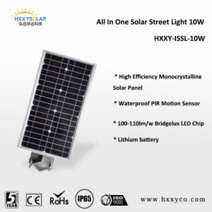 LED Solar Street Light with 5 Years Warranty Outdoor Solar LED Path Light pictures & photos