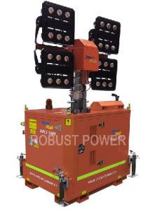 Industrial Outdoor Hydraulic Light Tower pictures & photos