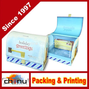 Packaging / Shopping / Fashion Gift Paper Box (31A6) pictures & photos