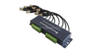 CCTV 8 CH Passive Video Balun/Transmission (RX-908TP)