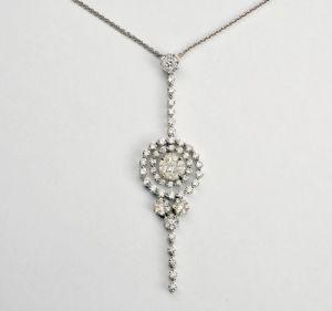 925 Silver Fashion Pendant (HHP045)
