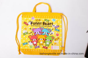 Colorful Fashion Knitting Cotton Shopping Bag pictures & photos