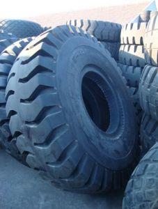 16.00-25 18.00-25 24.00-29 Port Tire Tubeless, Empty Container Handler, E4, Crane Tire, OTR Tire pictures & photos