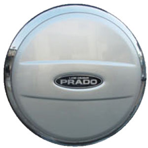 Baik′s Spare Tyre Cover Stainless Steel (STC-55-05)