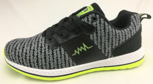 Fashion Mesh Sport Running Shoes for Men pictures & photos