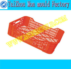 Plastic Injection Fruit, Vegetable Collapsible Crate Mold